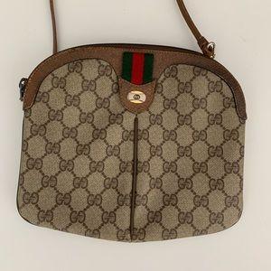 Vintage Gucci GG Mono Canvas bag